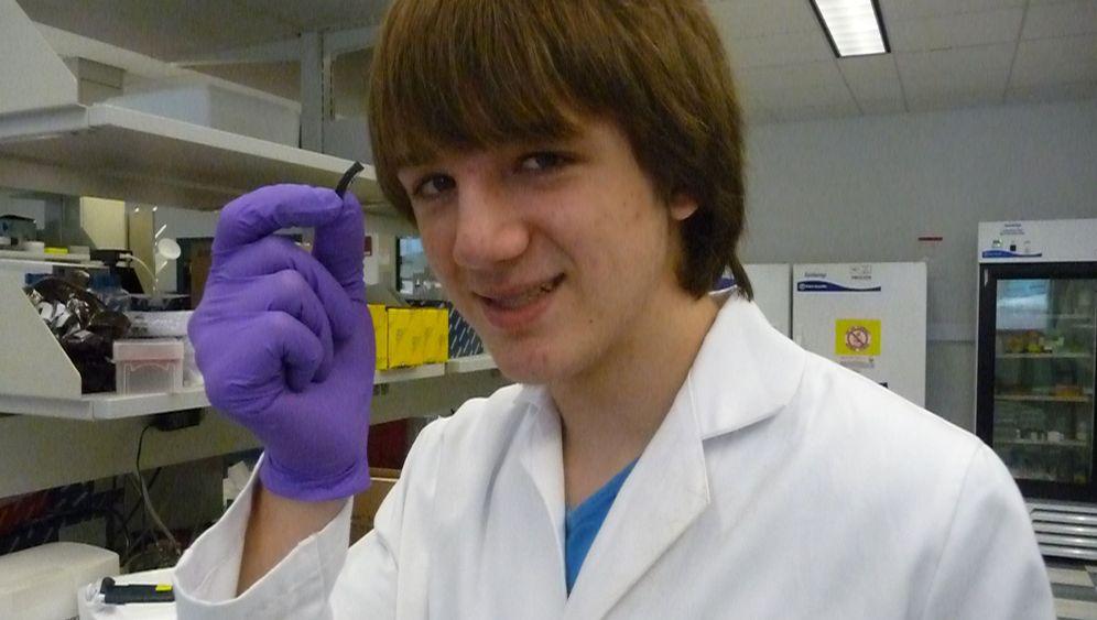 Teenager als Wissenschaftler: Ich bin Krebsforscher