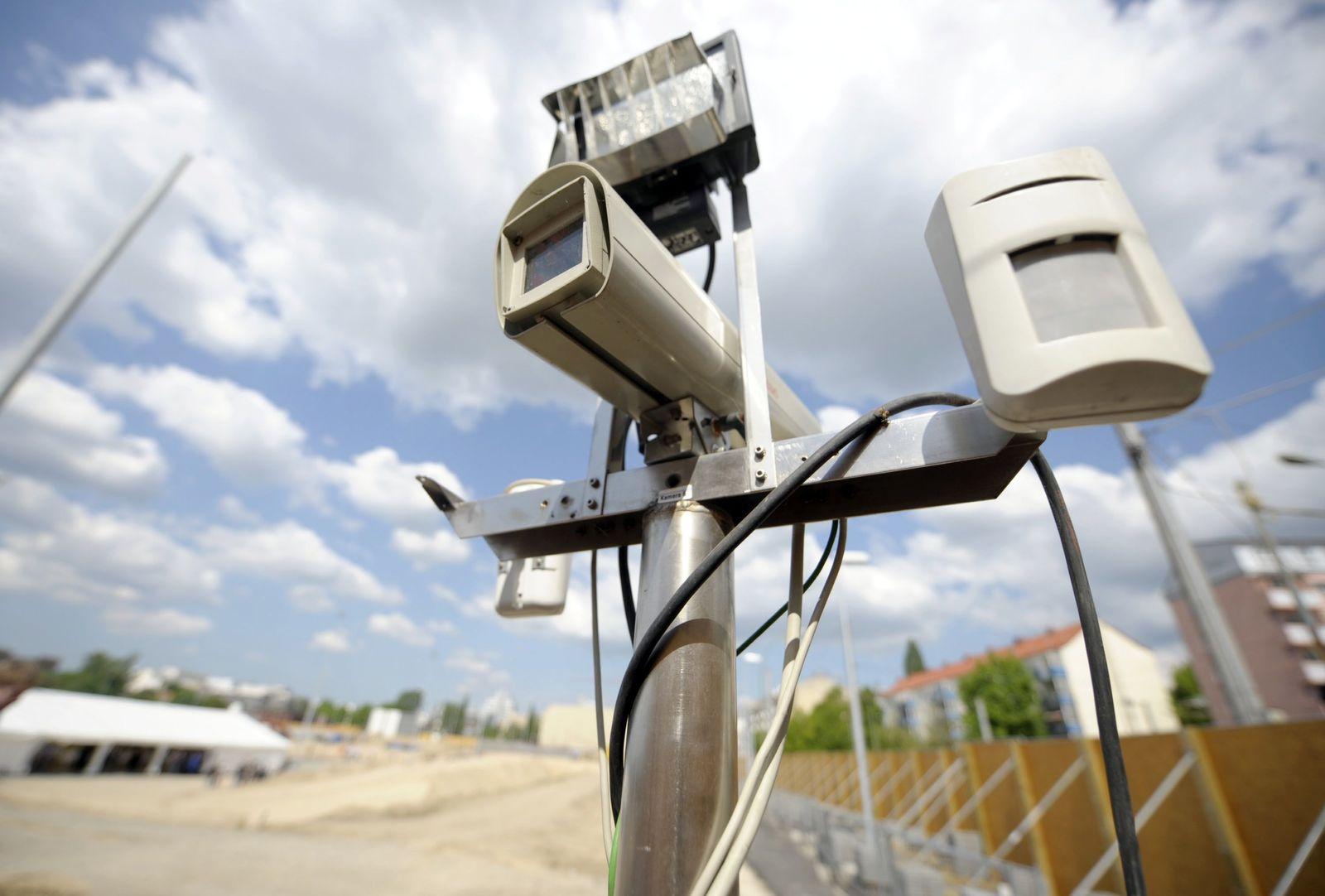 NICHT VERWENDEN Überwachungskamera Berlin