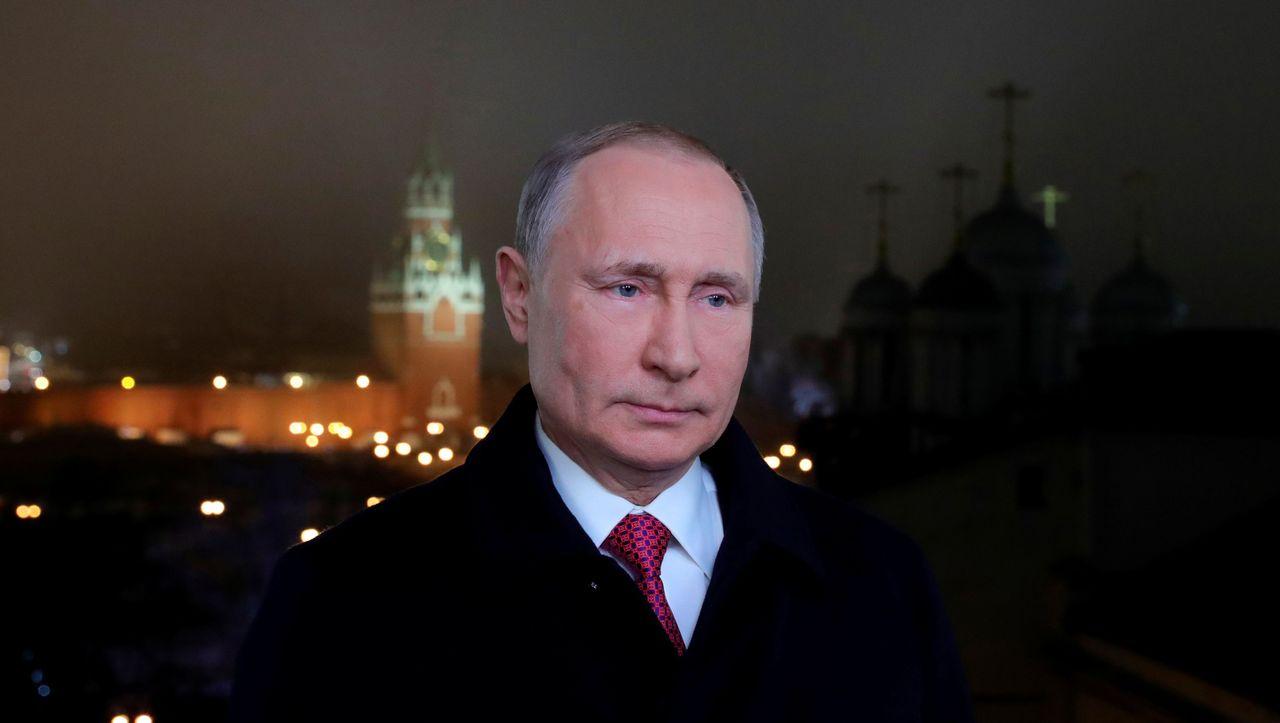 Russland: Putin ruft in Neujahrsansprache zur Einheit auf - DER SPIEGEL - Politik
