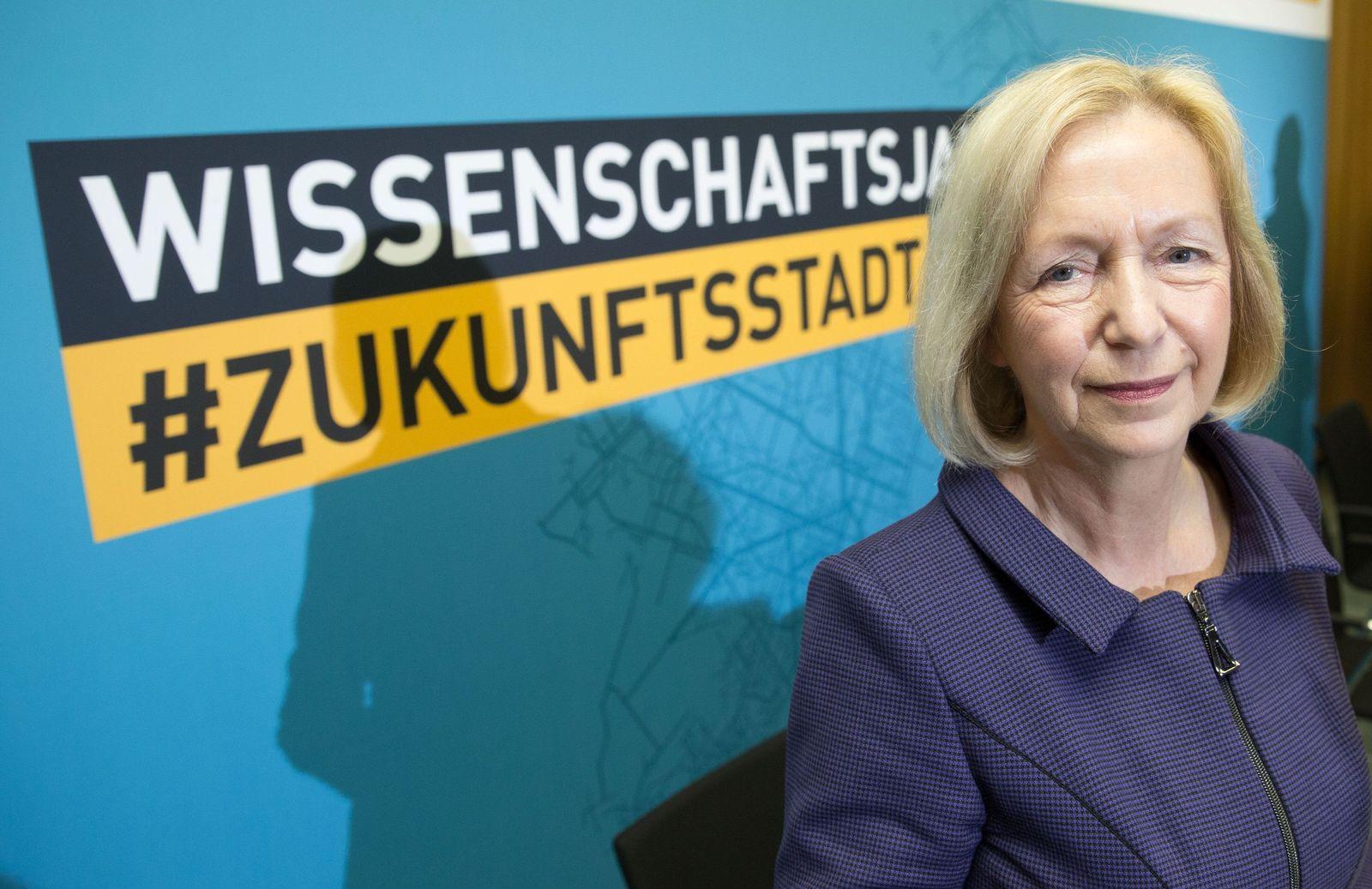Bildungsminister 2015/ Johanna Wanka