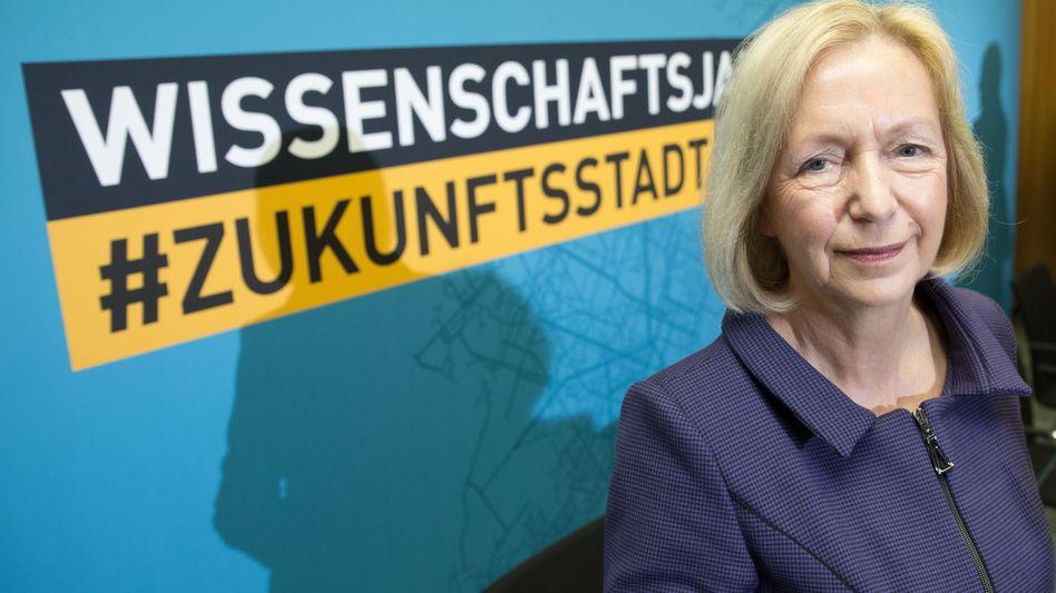 """Johanna Wanka und das Bafög: """"Ich bin gegen eine automatische Anhebung"""""""