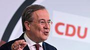 Laschet und Hans widersprechen Merkel im Umgang mit Öffnungen
