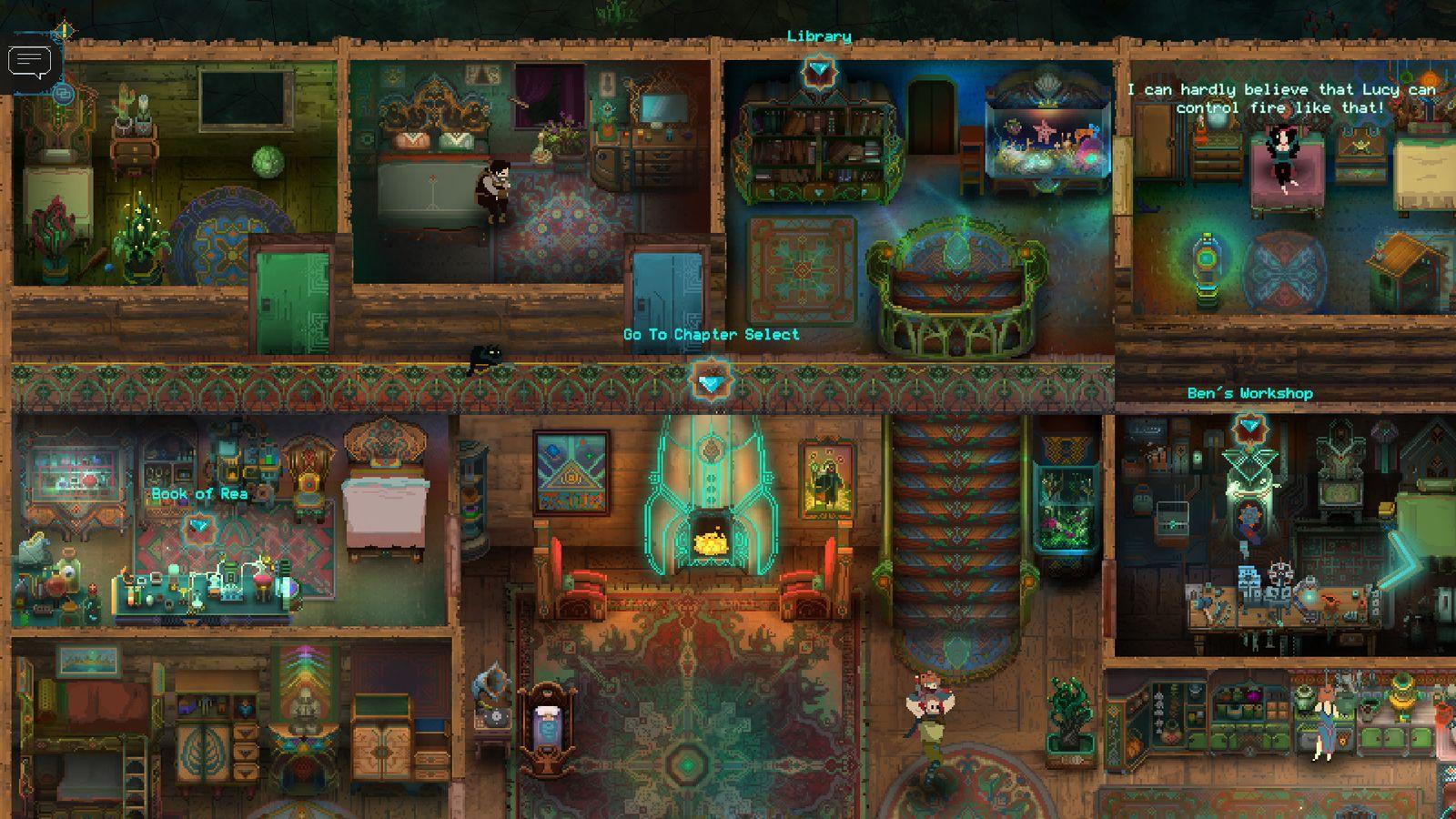 EINMALIGE VERWENDUNG Gamescom Highlights 2019/ Children of Morta _ 11 bit Studios
