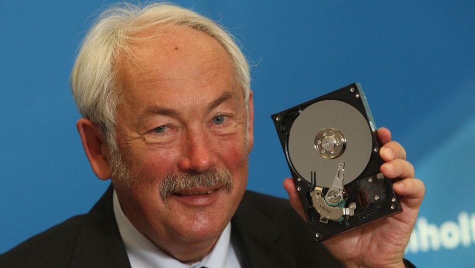 Physiker Peter Grünberg