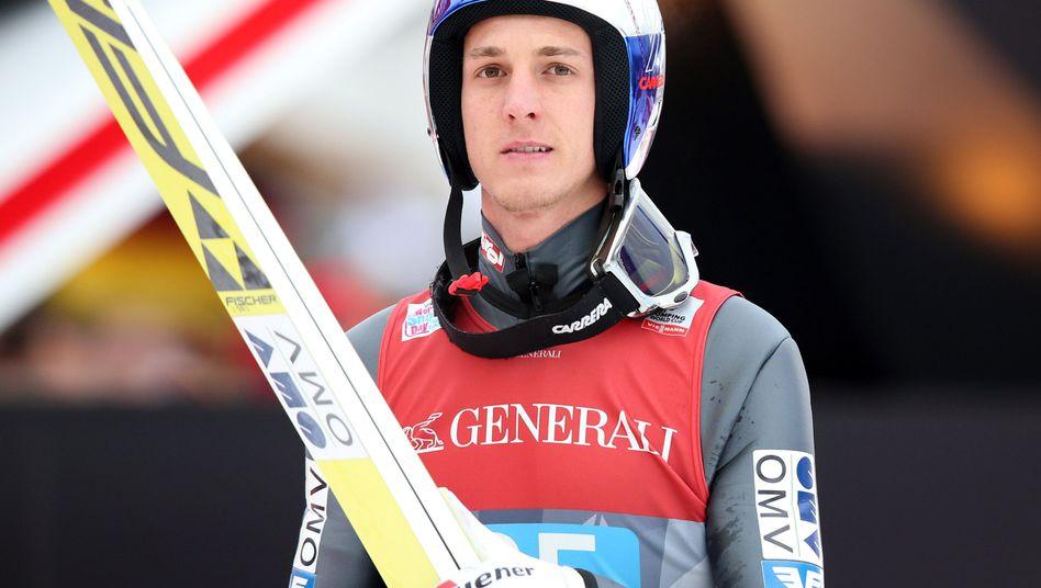 Skispringer Gregor Schlierenzauer