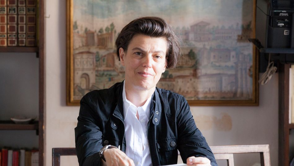 Friedenspreisträgerin Emcke: Lesung am Freitagabend