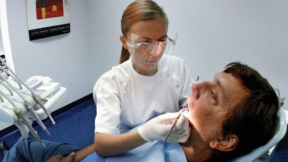 Zahnarztpraxis in Polen