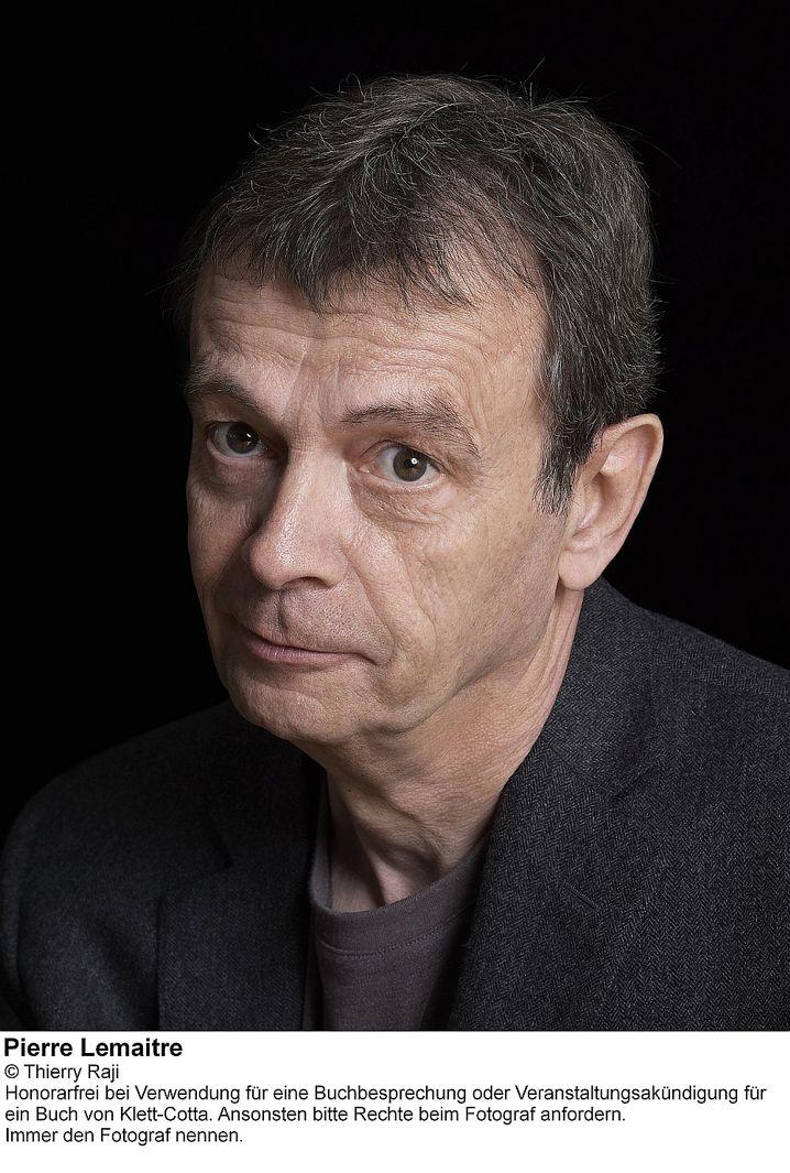 Autor Pierre Lemaitre
