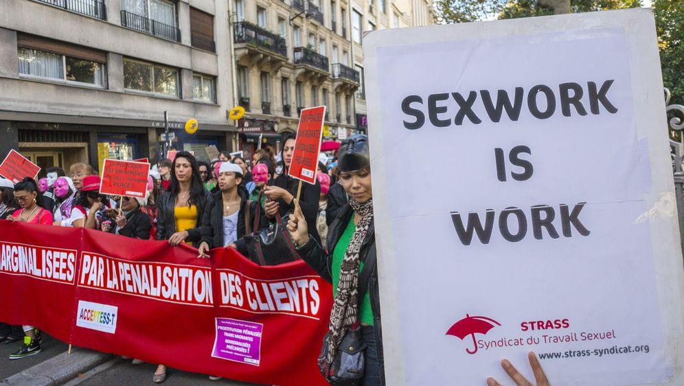 """Protest gegen Prostitutionsgesetz: Manifest der """"343 Dreckskerle"""""""