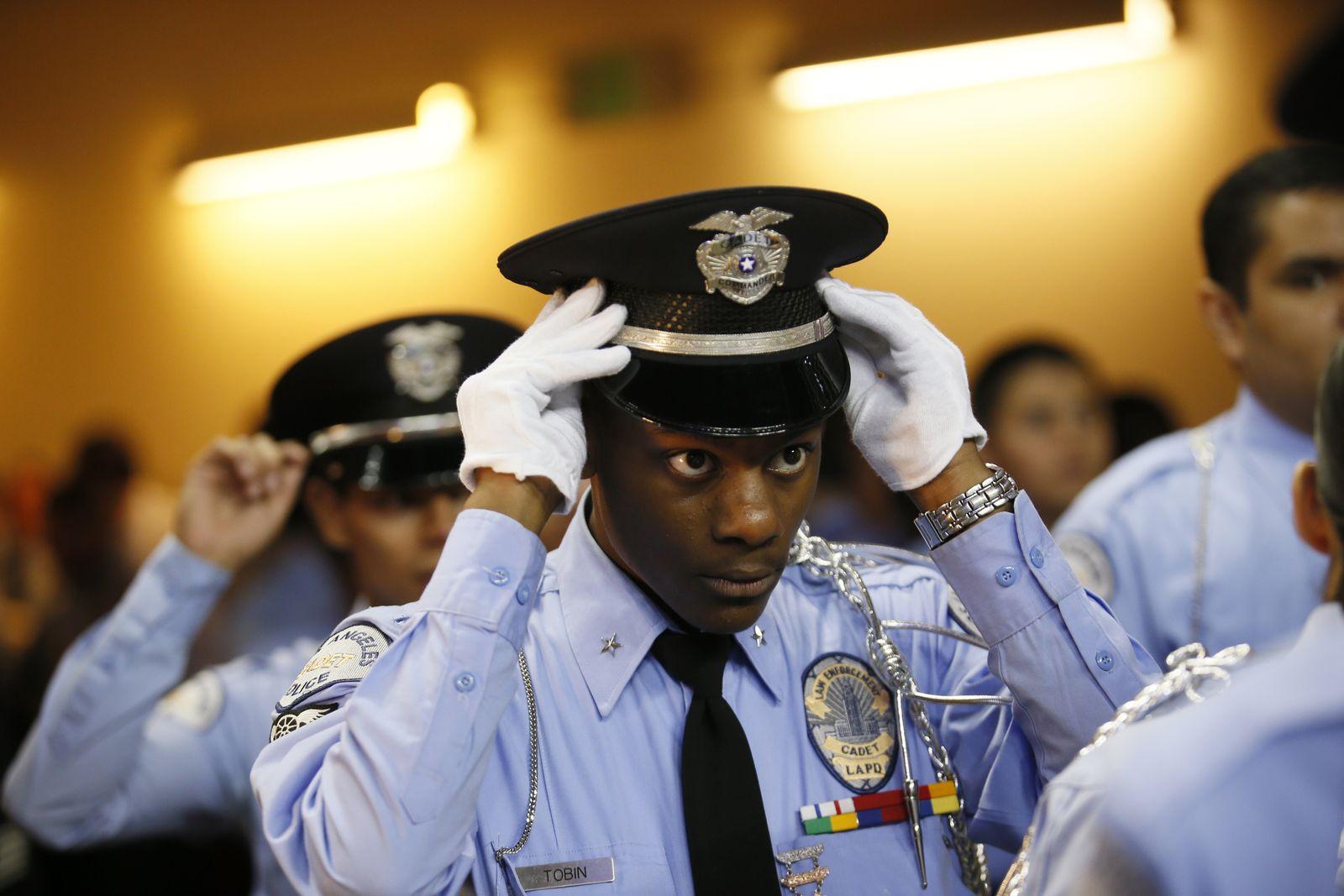 USA/ Polizeigewalt/ Vorbild LAPD