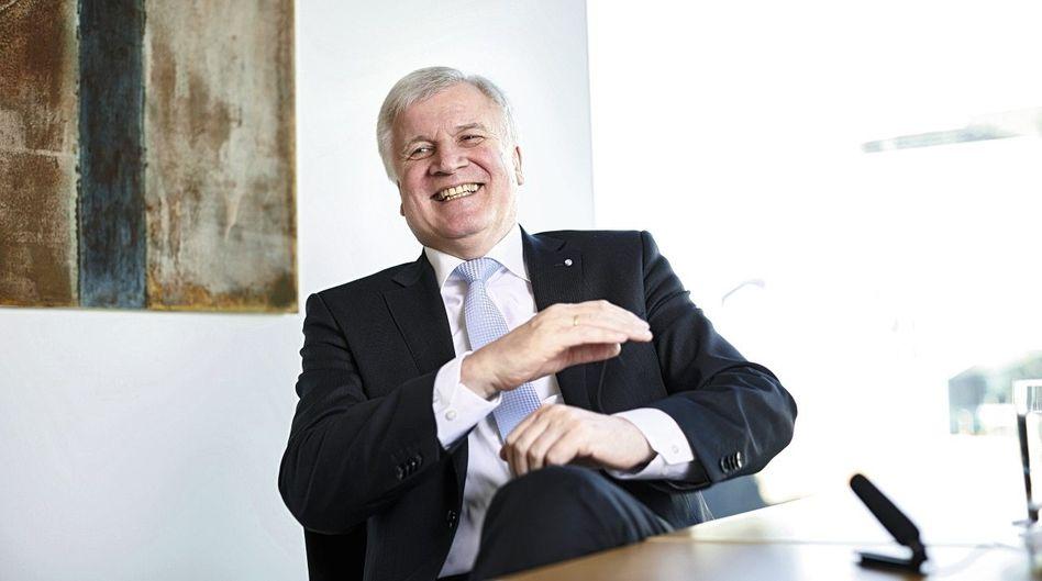 Ministerpräsident Seehofer: »Es nutzt uns auch nichts, wenn hier ein neuer Antiamerikanismus entsteht«