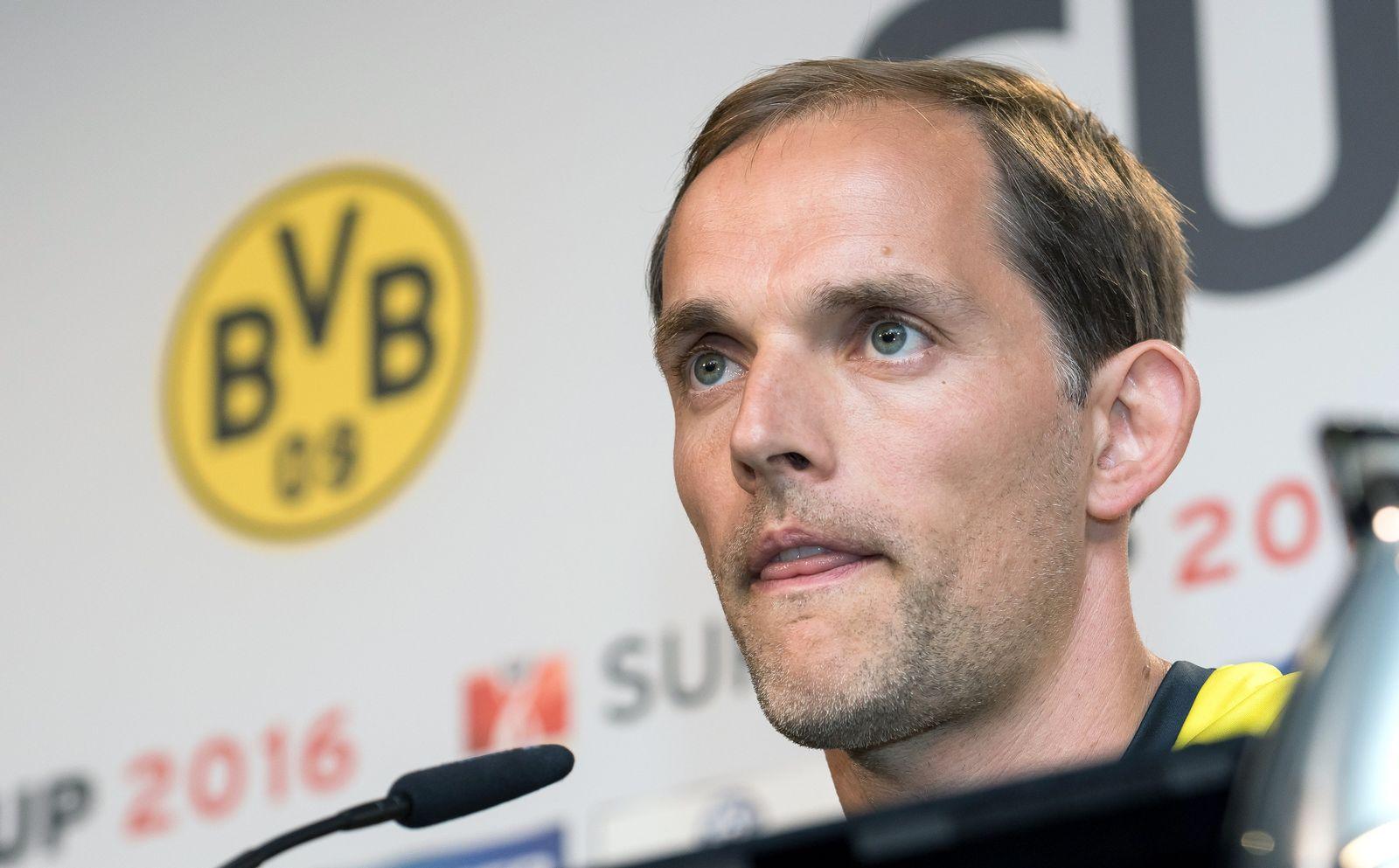 BVB-Pk zum Supercup 2016