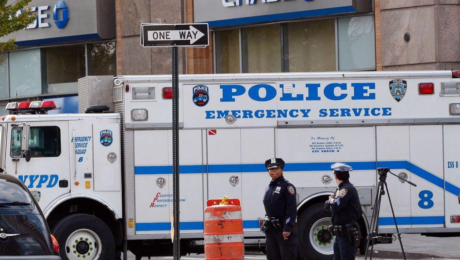 Vereitelter Anschlag: USA fahren Terrorabwehr hoch