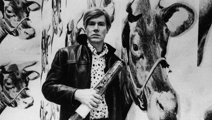 Talent verkannt: Herr Warhol, holen Sie Ihr Bild ab!