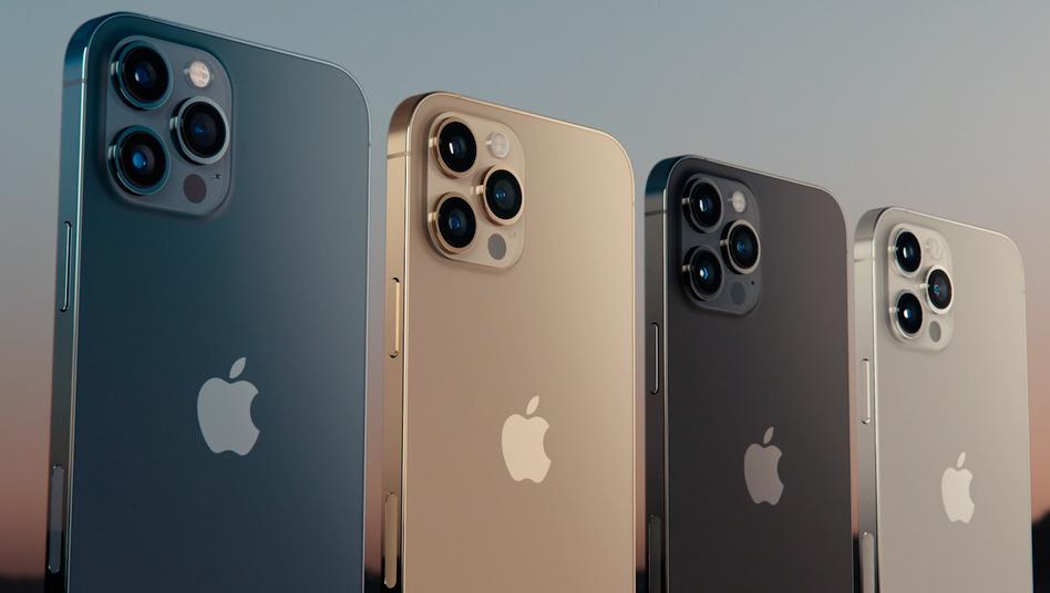 Das iPhone 12 Pro