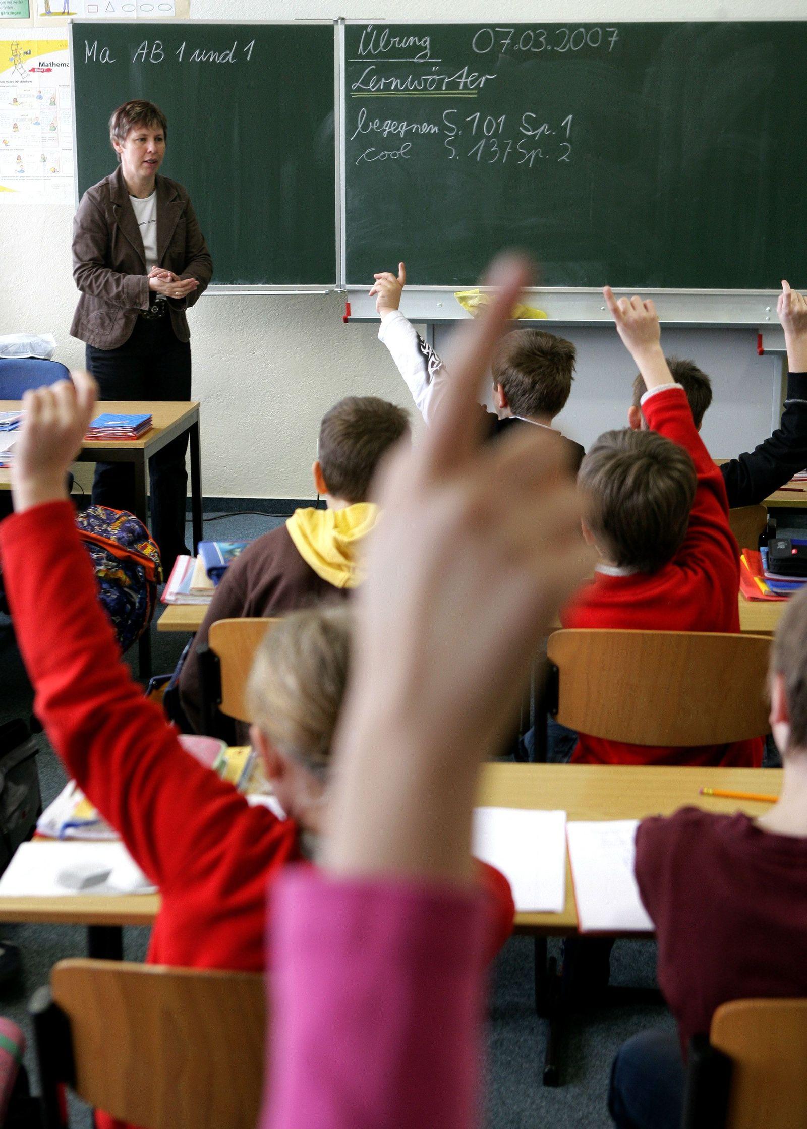 Grundschule / Schule / Benachteiligung