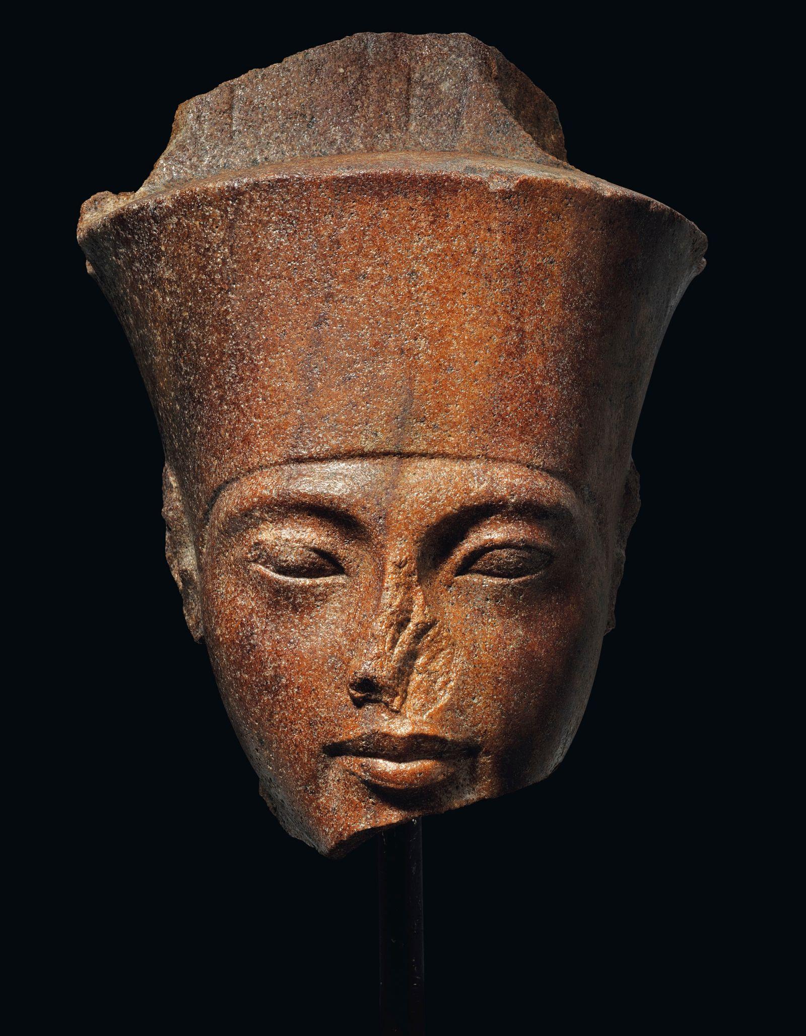 Tutanchamun-Büste