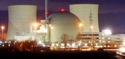 Atomkraftwerk in Biblis: Schleppende Installation der Vernebelungsanlagen