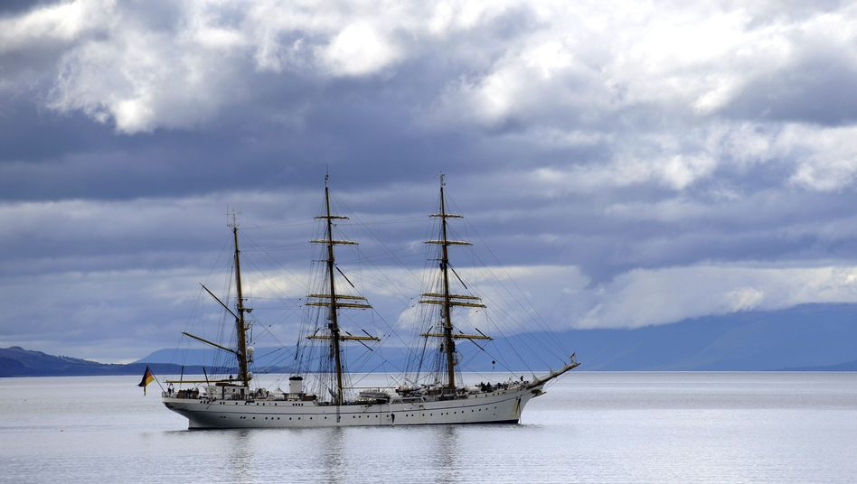 """Schulschiff """"Gorch Fock"""" (vor der Küste Argentiniens): Im klassischen Sinne tragisch"""