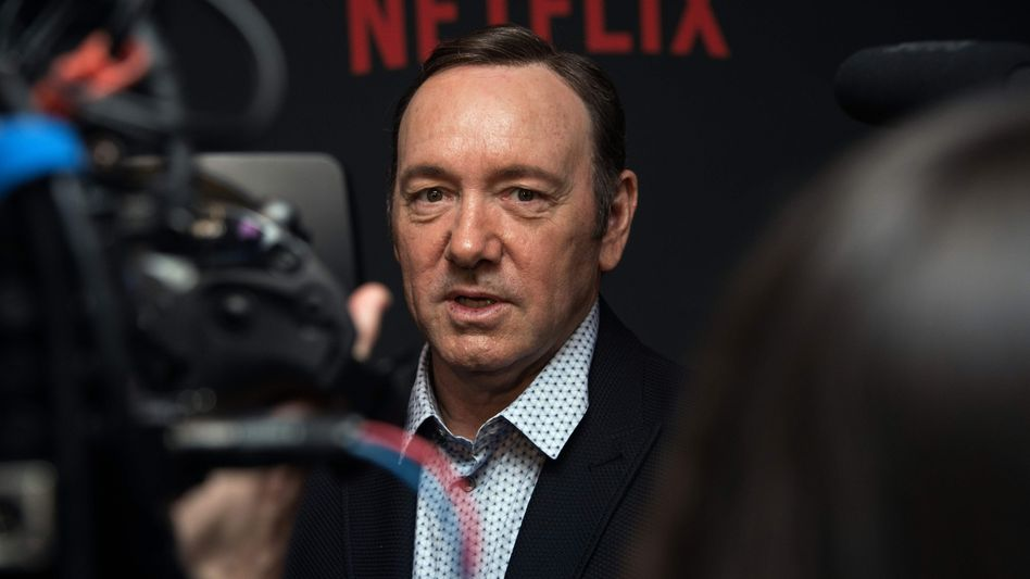 Kevin Spacey (Archivfoto)
