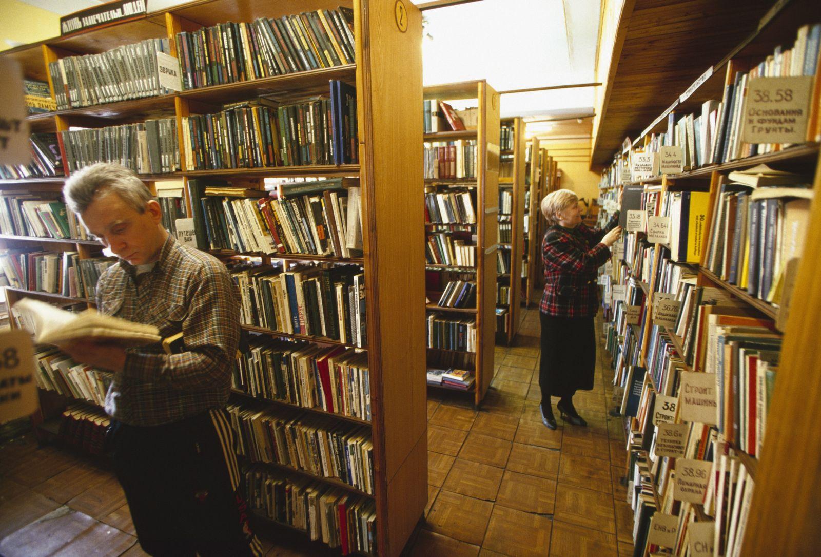NICHT MEHR VERWENDEN! - bibliothek / Erwachsener / Rentner