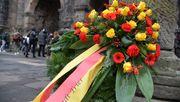 Trauer in Trier
