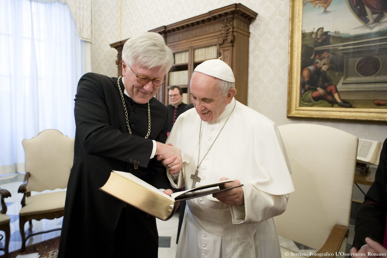Vatican Pope Germany