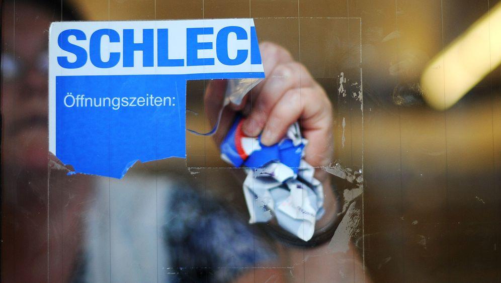 Zukunft von Schlecker: Deutscher Millionär bietet auf Schlecker