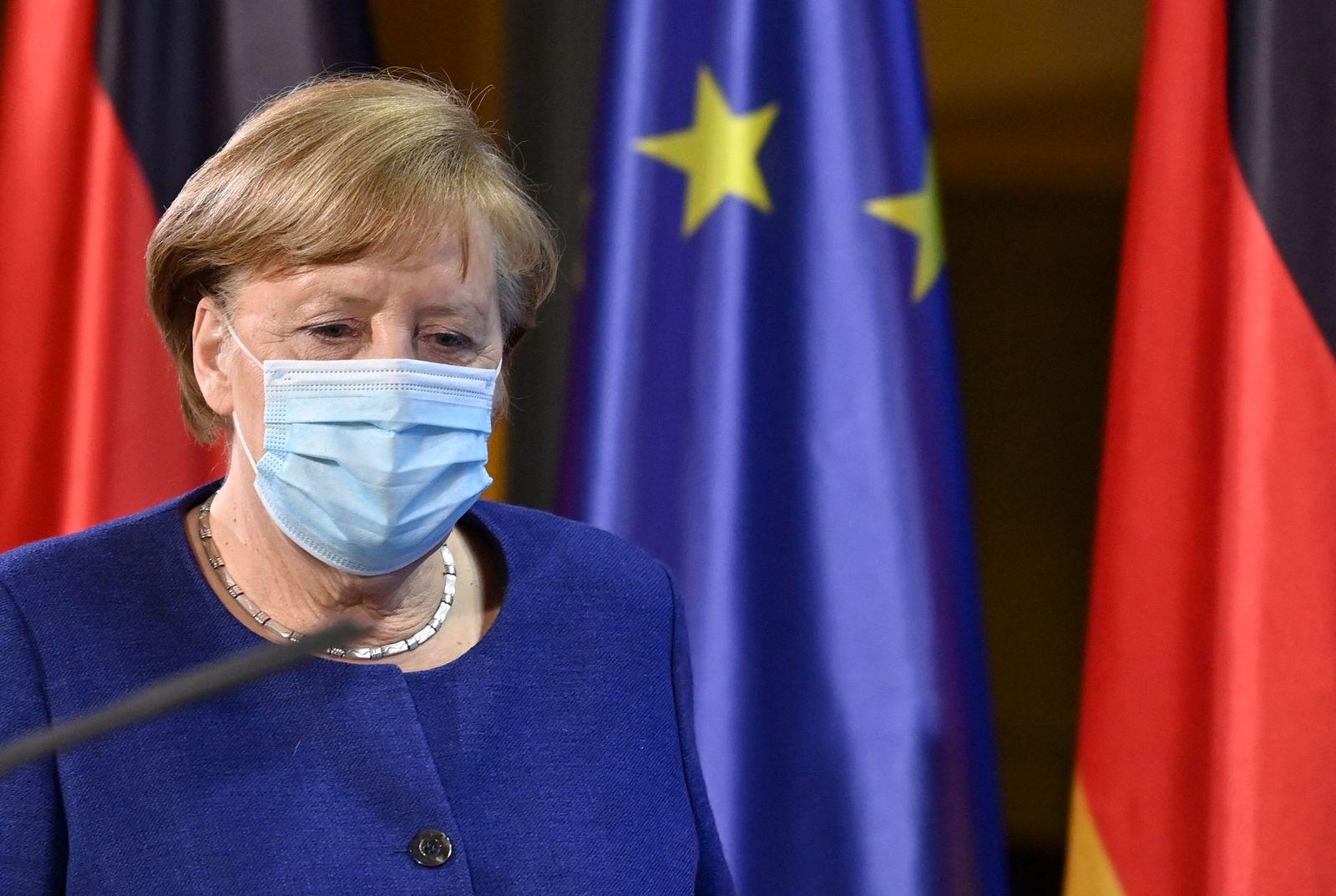 GERMANY-EU-POLITICS-MERKEL
