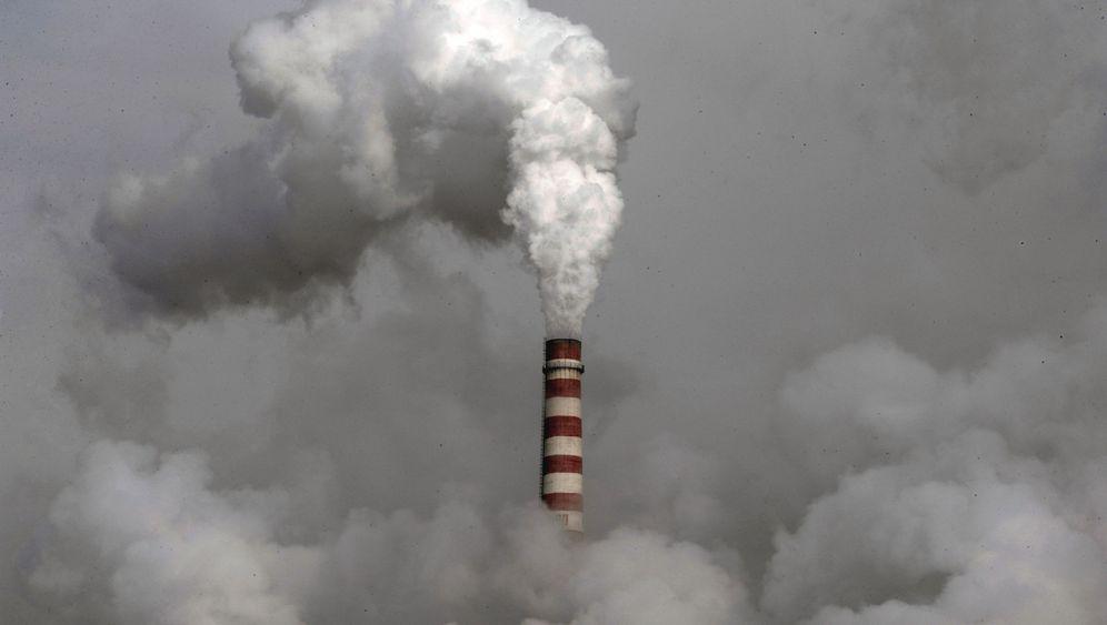 Luftverschmutzung: Dreckluft aus fossilen Brennstoffen