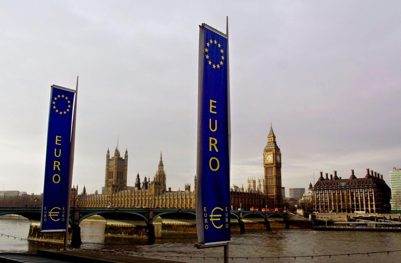 London / Eurobanner / Big Benn
