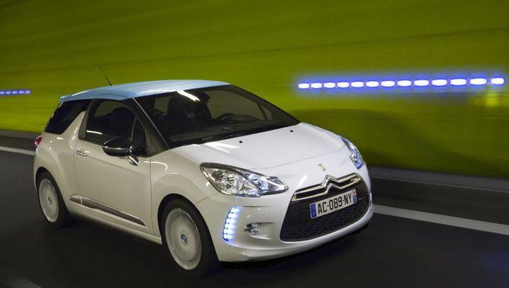 Citroën DS3: Charmeur aus der Lifestyle-Ecke