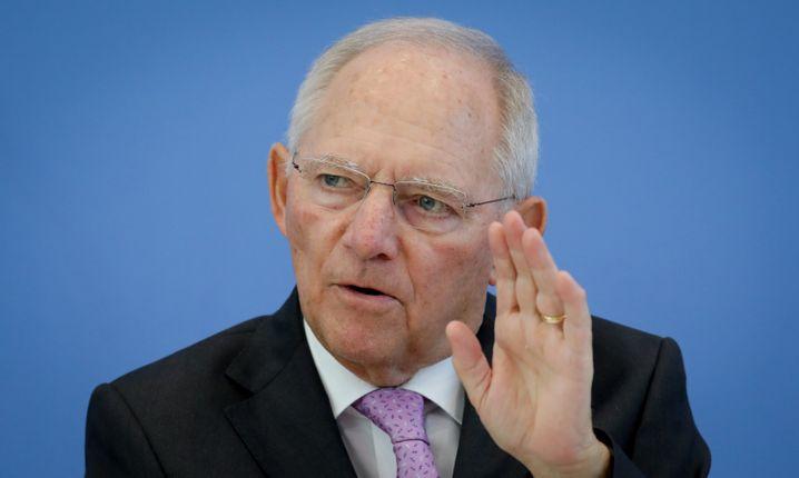 Wolfgang Schäuble war einer der Königsmacher im Wettstreit zwischen Laschet und Söder um die Kanzlerkandidatur.