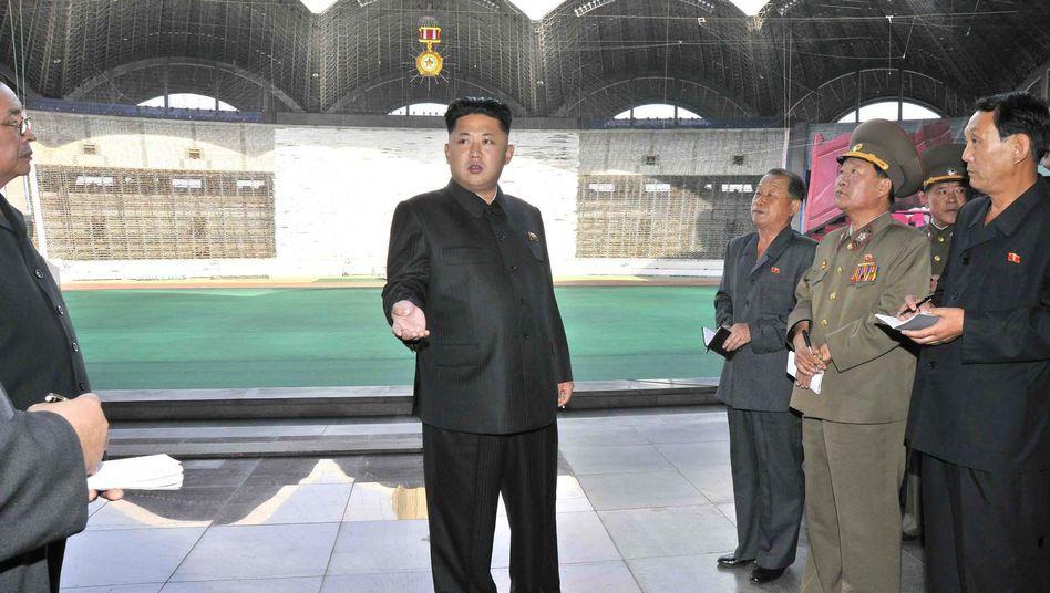 """""""Oberster Führer"""" Kim Jong Un: Öffentliche Hinrichtungen als Abschreckung?"""