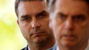 Medienbericht über dubiose Geldflüsse auf Konto von Flávio Bolsonaro