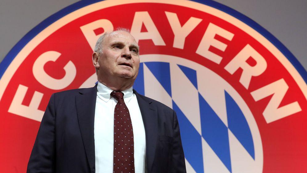 Uli Hoeneß: Mister FC Bayern
