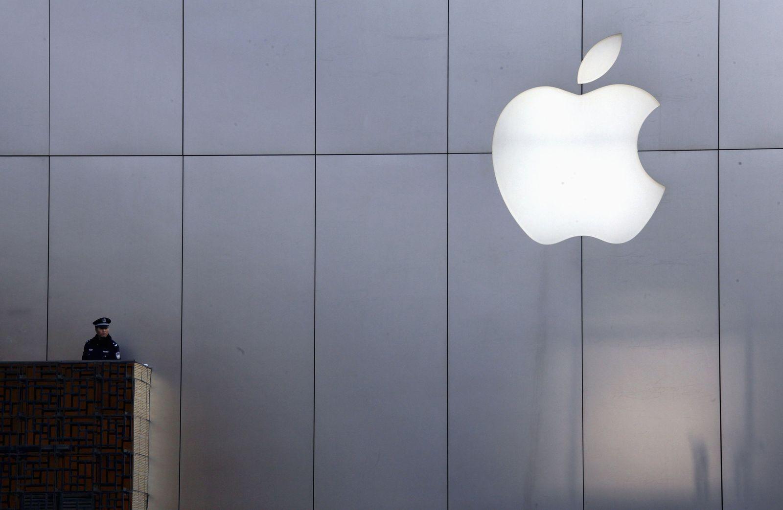 Apple Quartalszahlen