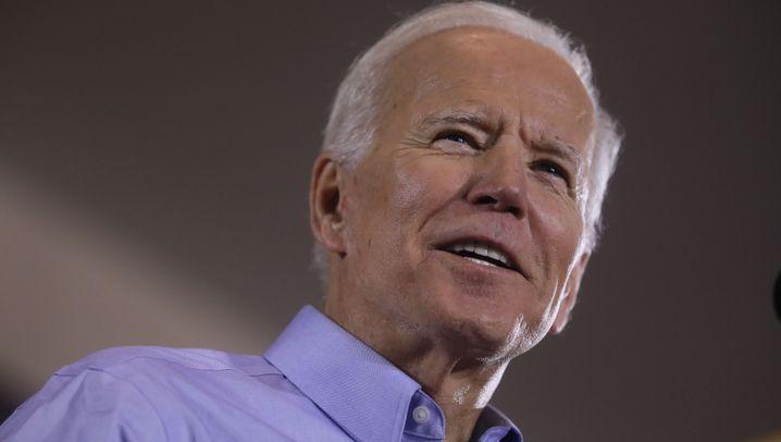 Joe Biden: Der Herausforderer