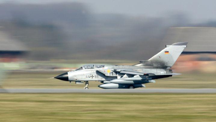 """Bundeswehr-Jets: """"Tornados"""" im Auslandseinsatz"""