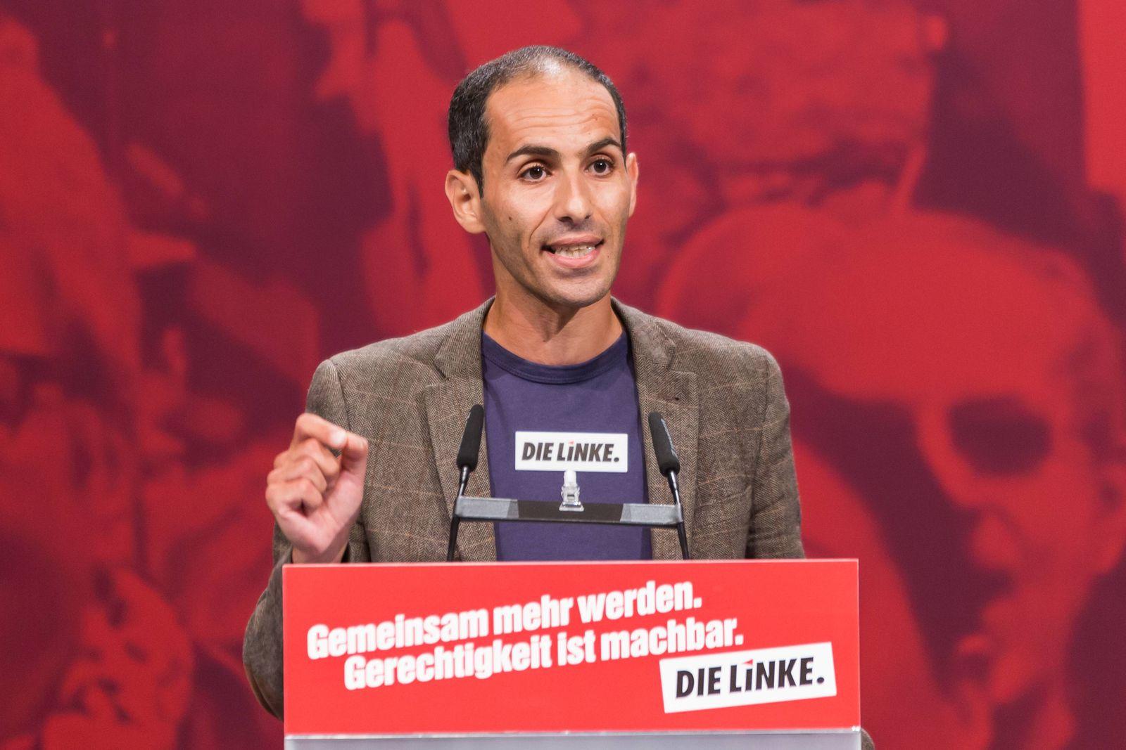 Ali Al Dailami Mitglied des Geschäftsführenden Parteivorstands Die Linke Politik News Parteitag