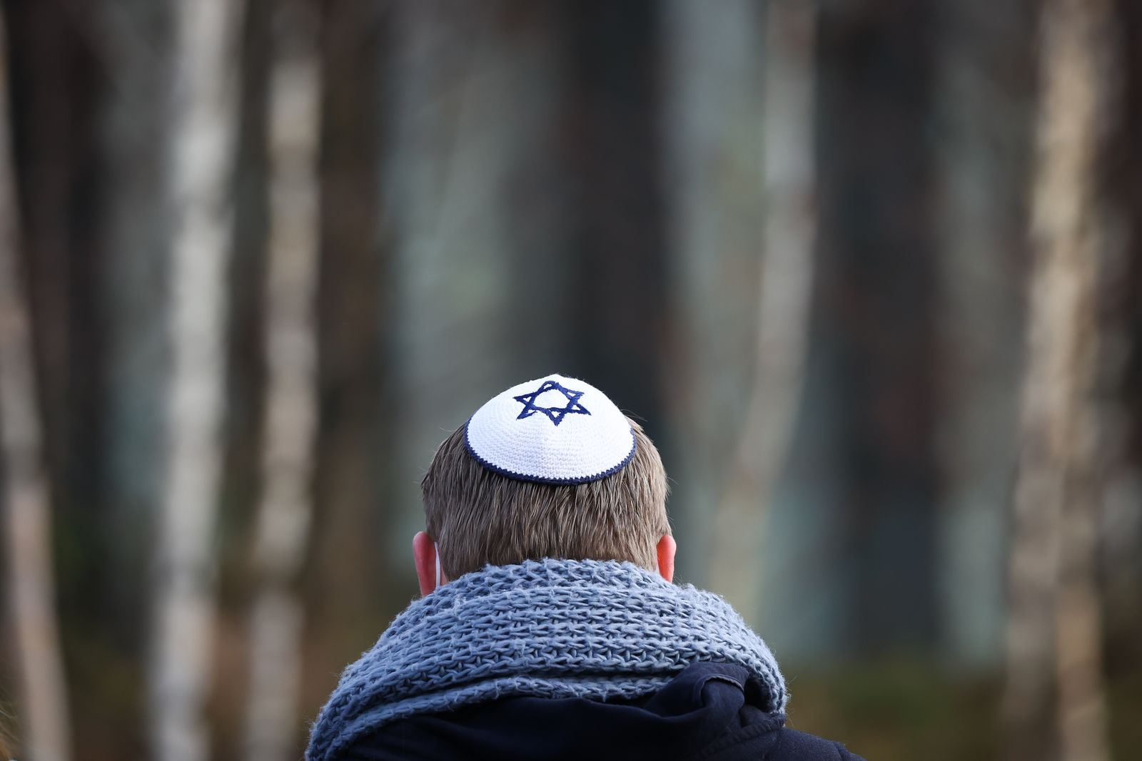 Holocaust-Gedenktag - Hamburg