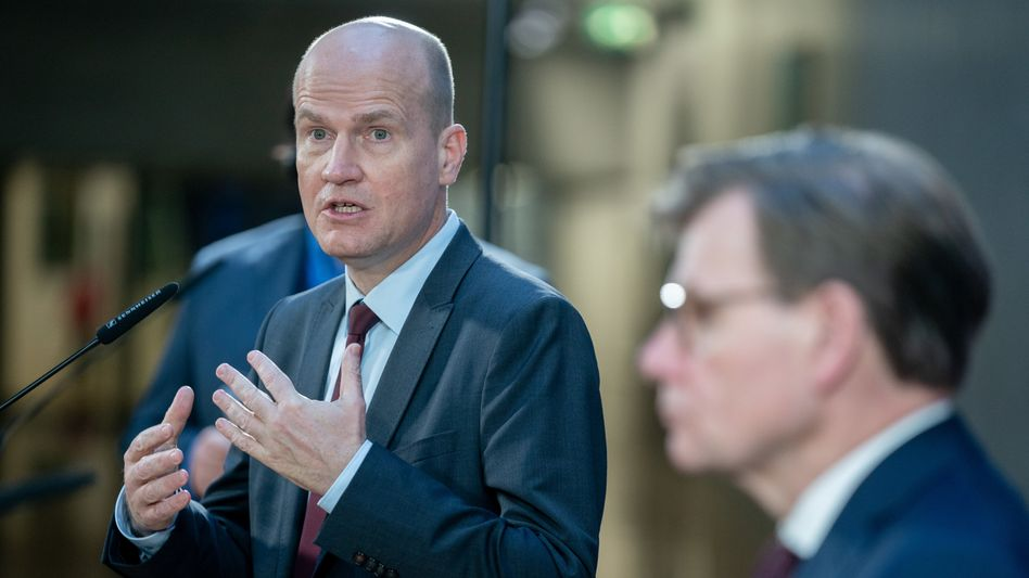 Unionsfraktionschef Ralph Brinkhaus (Archivbild)