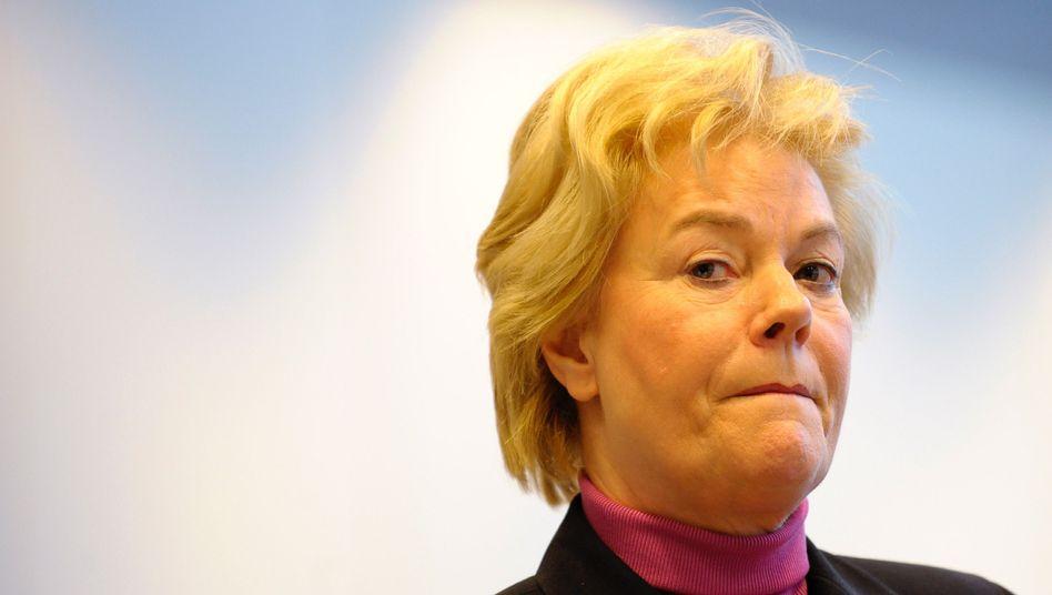 Vertriebenenpräsidentin Steinbach: Abschied aus dem CDU-Vorstand