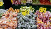 Supermärkte testen essbare Schutzhülle für Früchte