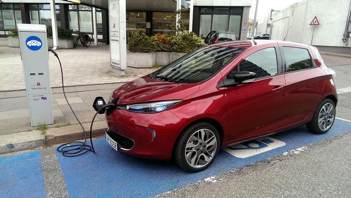 Elektroauto im Alltagstest, Teil 2: Das Problem mit den Ladesäulen