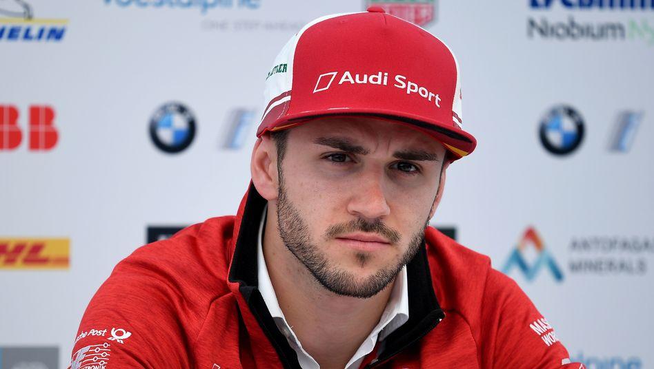 Daniel Abt: Von Audi suspendiert