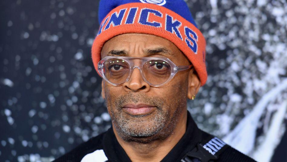 Knicks-Superfan Spike Lee