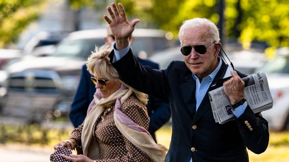 US-Präsident Joe Biden hat ein Dekret seines Vorgängers wieder rückgängig gemacht