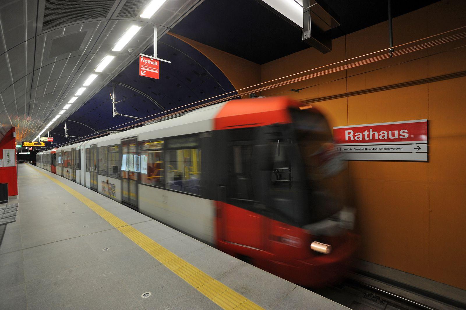 Dom/ U-Bahn