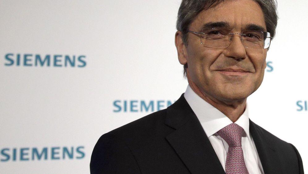 Umbruch bei Siemens: Kaeser will zurück zu Siemens' Wurzeln